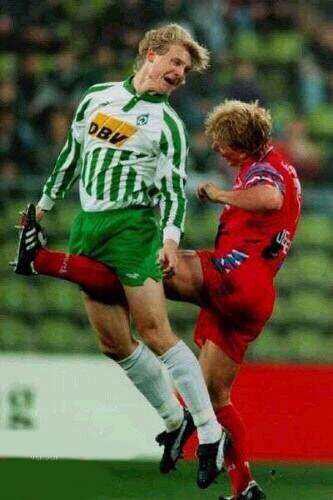 Soccer kick WIN